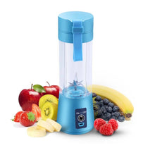 Load image into Gallery viewer, Portable USB Smoothie Maker