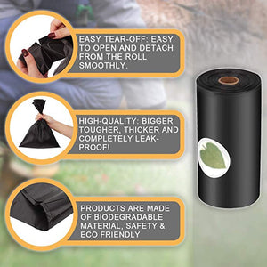 Biodegradable Eco-Friendly Dog Poop Bags