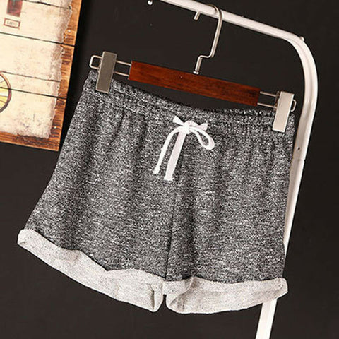 Women Casual Sports Shorts
