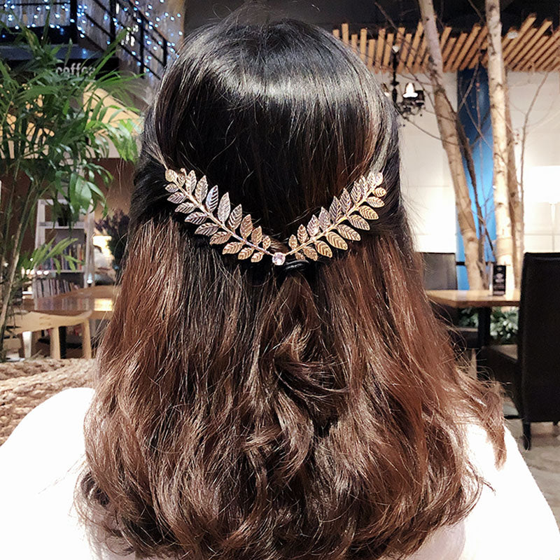 Womens Crystal Alloy Headband Accessories