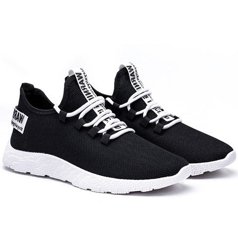 Mens Mesh Casual Lightweight Sneakers