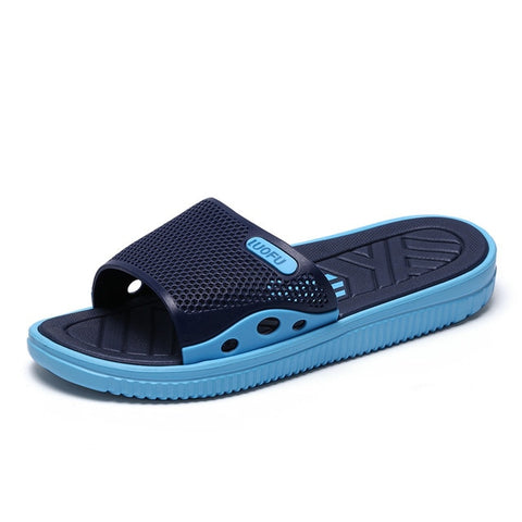 Mens Leisure Soft Beach Slides