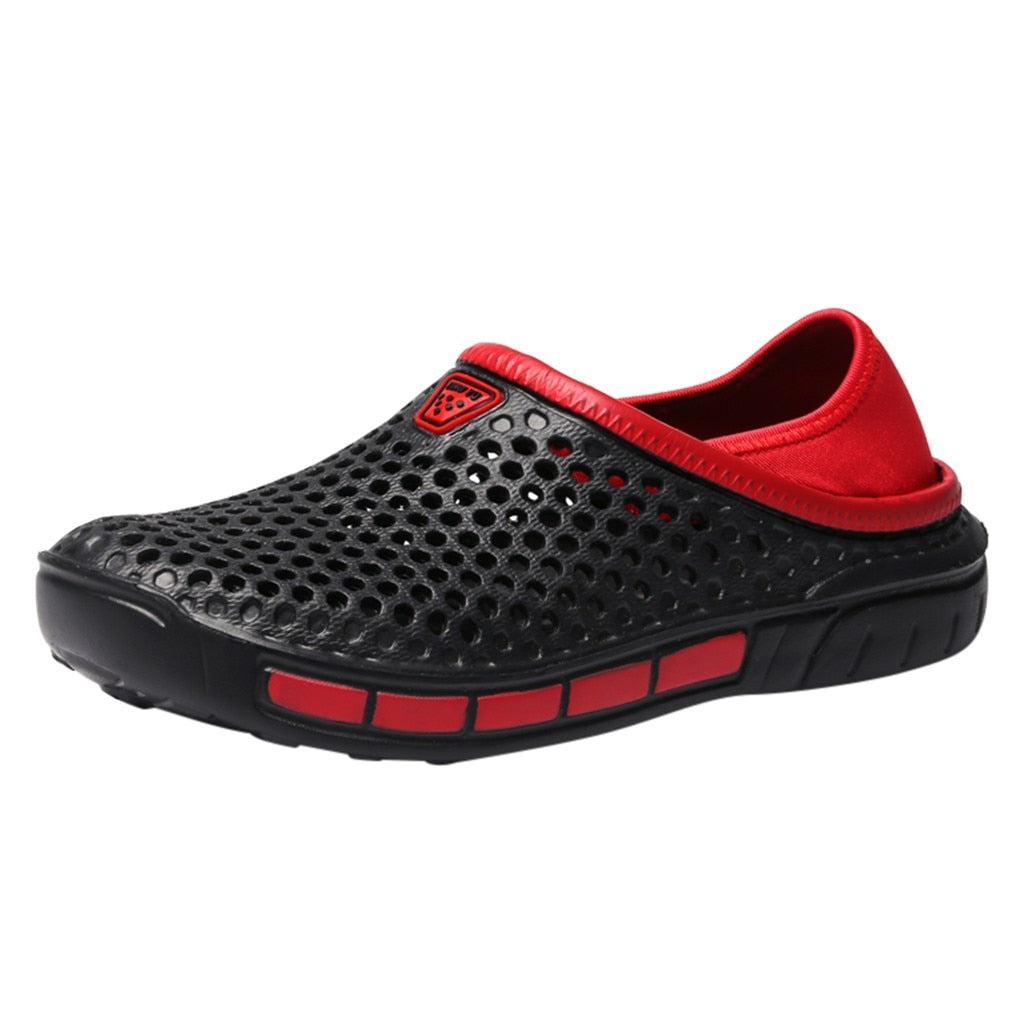Mens Casual Slip-On Beach Walk Slides