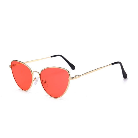 Womens Small Vintage Sunglasses