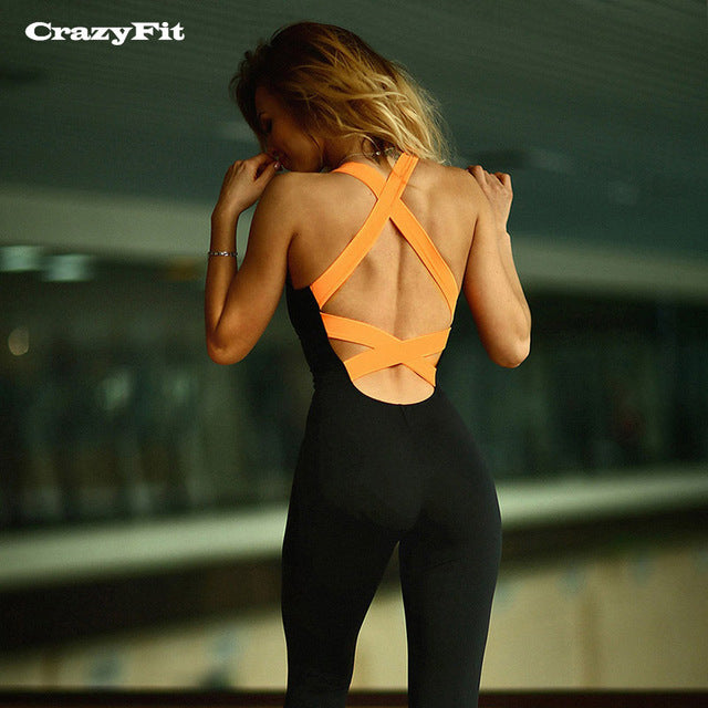Womens Fitness Sports Sexy Gym Wear