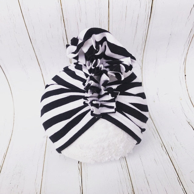 Baby Girl Kids Bow Beanies/Headbands