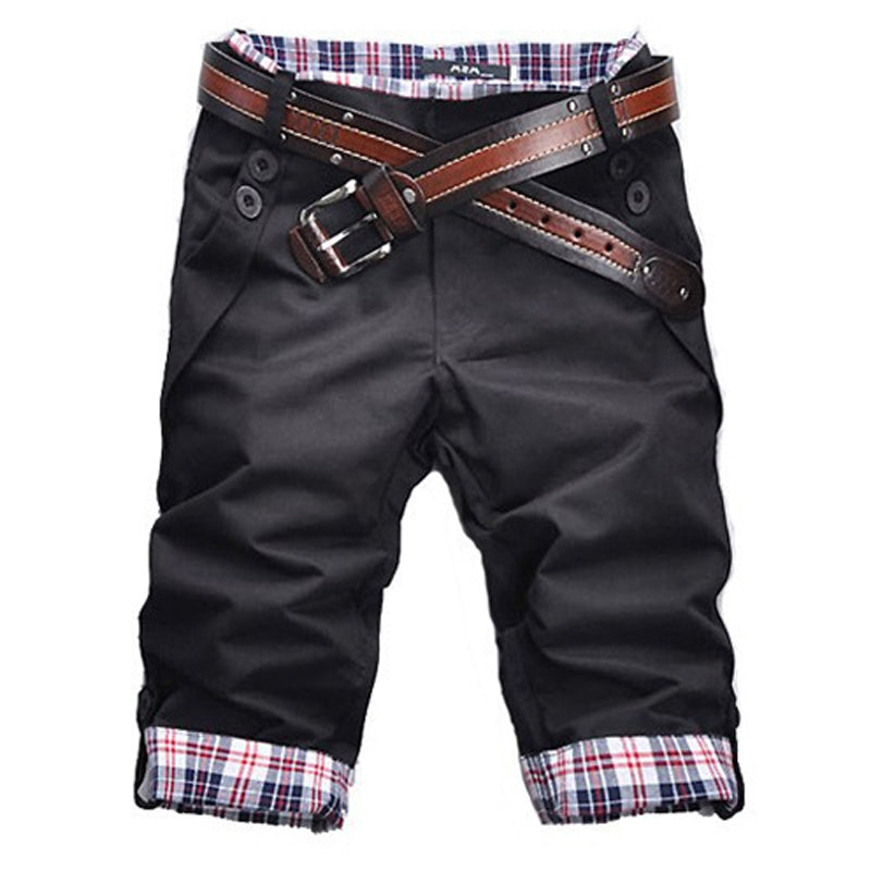 High Quality Mens Streetwear Cargo Shorts - Hypa Fashion
