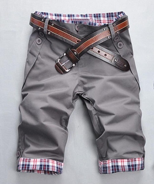 High Quality Mens Streetwear Cargo Shorts