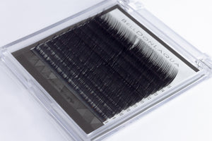 Classic Flat Lashes - Faux Mink - Mixed A Curl