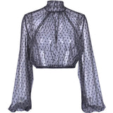 "The ""SHEER DIVA"" Top"