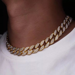 "The ""Icey Cuban"" Chain"