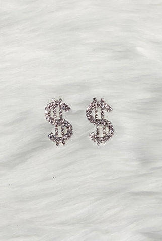 "The ""Money"" Oversized Stud earring"