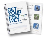 SALE! Get Your Feet Wet Guidebook ($10 Suggested Donation)