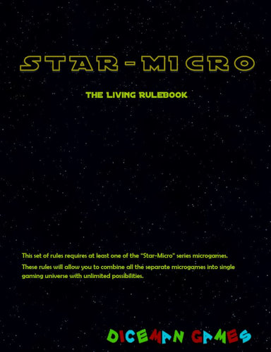 Star Micro: Living Rulebook