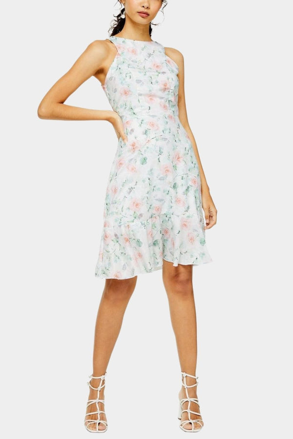 Rebeca Floral Mini Dress