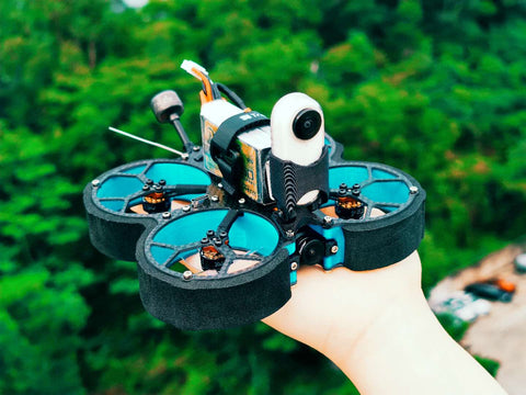 TransTEC Magic Carpet Mini FPV CineWhoop