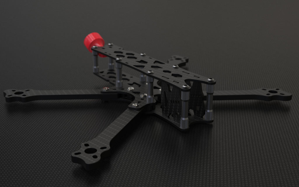 TransTEC Freedom S FPV Freestyle Frame