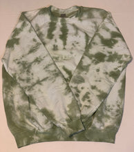 Load image into Gallery viewer, Cloud Collection - Tie dye sweatshirt