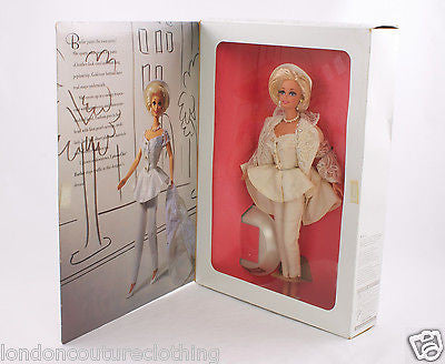 NIB/NRFB CLASSIQUE UPTOWN CHIC BY KITTY BLACK PERKINS BARBIE DOLL MATTEL #11623 - London Couture  - 1