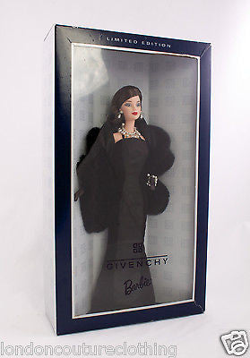 NIB/NRFB GIVENCHY LIMITED EDITION SEALED AUTHENTIC  BARBIE DOLL MATTEL #24635 - London Couture  - 1