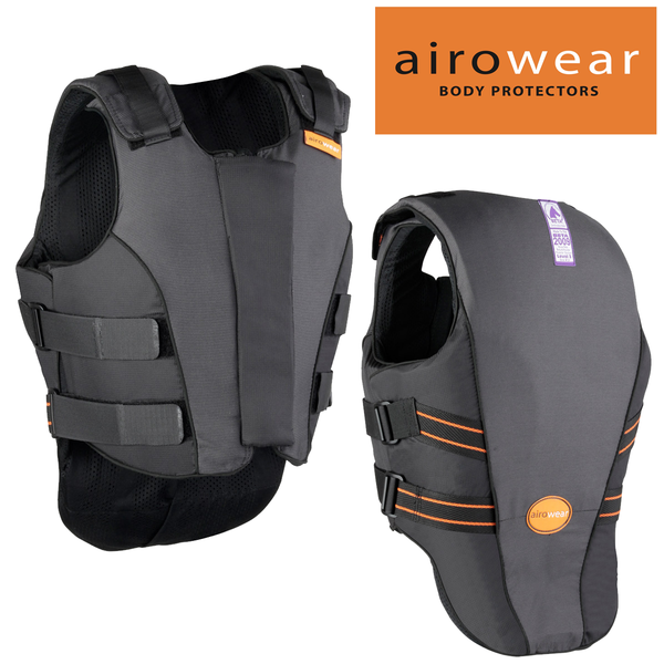 Airowear voted the number one body protector by Your Horse Magazine