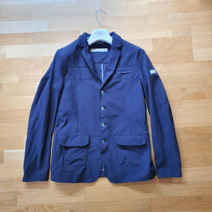 Animo mens navy show jacket  (Italian size 46, mens size S)