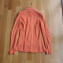 Load image into Gallery viewer, Spooks apricot show jacket ladies size 4 or girls age 12 (size XXS)