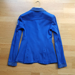Animo blue show jacket ladies size 8