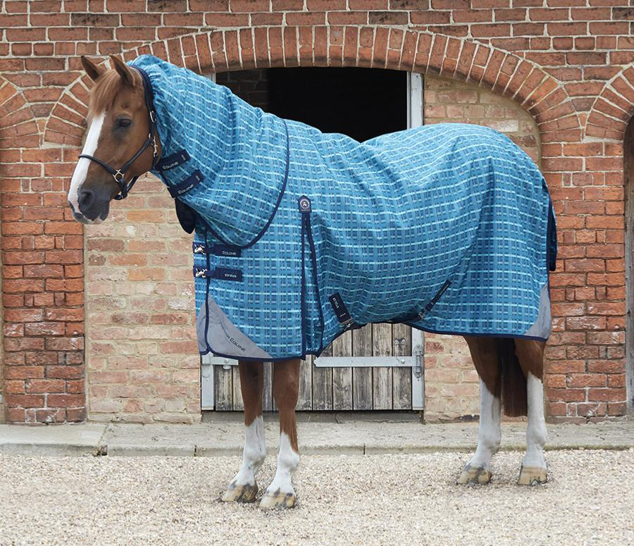 Premier Equine Tybalt Stratus 100g Turnout Rug with Neck Cover