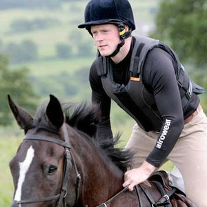Airowear Outlyne  body protector (Mens sizes) - Robyn's Tack Room