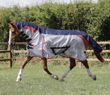 Load image into Gallery viewer, Premier Equine Buster Stay-Dry Super Lite Mesh Rug with Surcingles