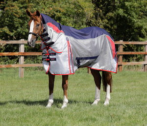 Premier Equine Buster Stay-Dry Super Lite Mesh Rug with Surcingles