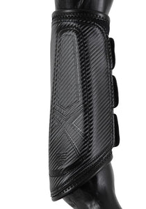 Premier Equine Carbon Air-Tech Double Locking Brushing Boots - Robyn's Tack Room