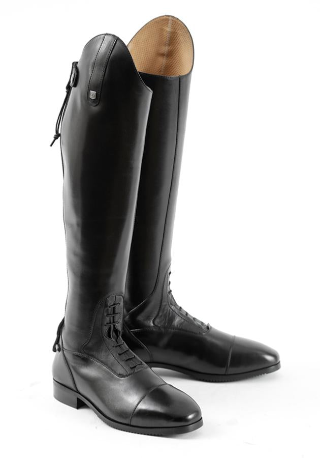 Premier Equine Galileo Mens Long Leather Field Riding Boot