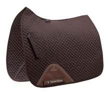 Load image into Gallery viewer, Premier Equine Cotton Saddle Pad - Dressage Square - Robyn's Tack Room