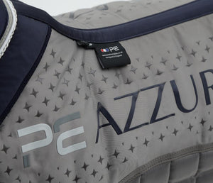 Premier Equine Azzure Anti Slip Satin GP/ Jump Saddle Pad