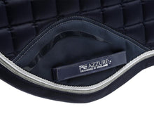 Load image into Gallery viewer, Premier Equine Azzure Anti Slip Satin GP/ Jump Saddle Pad
