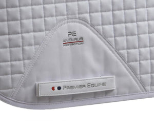 Premier Equine Close Contact Cotton Dressage Competition Saddle Pad - Robyn's Tack Room