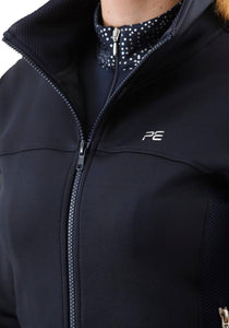 Premier Equine Lilliana Ladies Technical Riding Jacket (available in navy and in bordeaux)