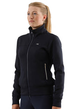 Load image into Gallery viewer, Premier Equine Lilliana Ladies Technical Riding Jacket (available in navy and in bordeaux)