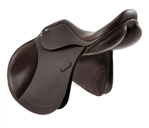 Premier Equine Prideaux Synthetic Close Contact Jump Saddle