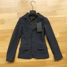 Load image into Gallery viewer, Cavalleria Toscana navy show jacket, girls age 8, brand new