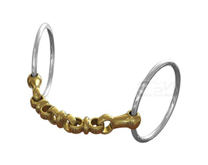 Neue Schule Waterford loose ring bit - Robyn's Tack Room