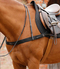 Load image into Gallery viewer, Premier Equine Zimella Elastic Breastgirth