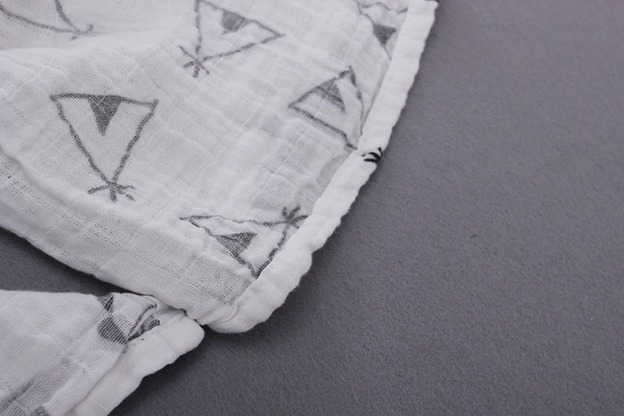 Swaddle: Organic Baby Blanket - Baby blankets with ♡