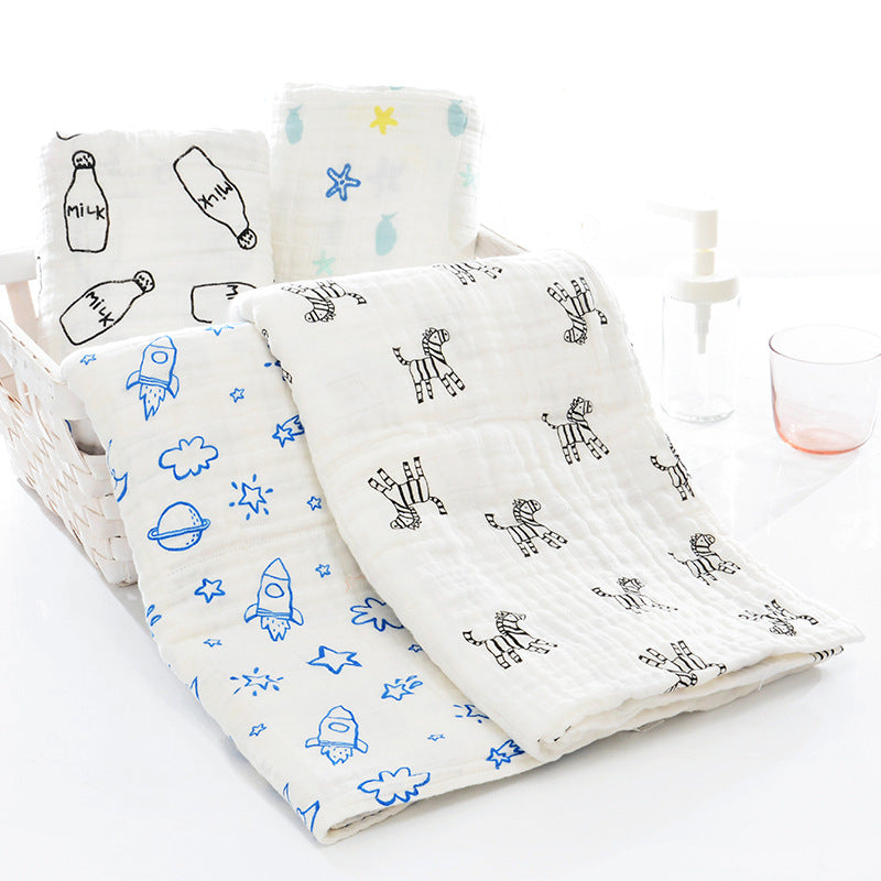 Sleep Blanket: Soft Soft, Dreamy, Thick & Breathable - Baby blankets with ♡