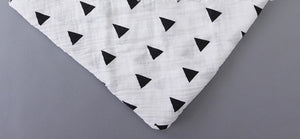 Open image in slideshow, Swaddle: Organic Baby Blanket - Baby blankets with ♡