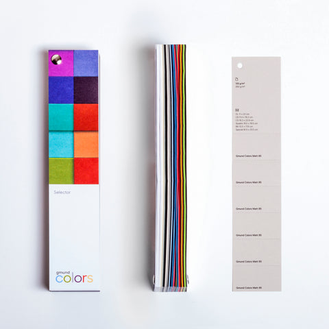 Gmund Colors Selector