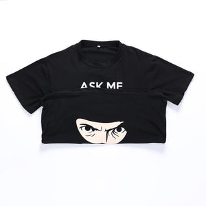 Ninja Disguise Kids T-shirt