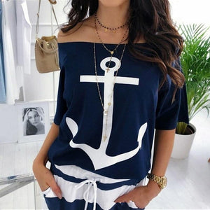 Women's Sexy Off Shoulder Fall Blouses